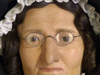 Madame Tussaud - Self Portrait