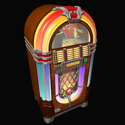 The Wurlitzer Jukebox