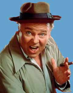 Carroll O'Connor as Archie Bunker