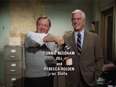 Police Squad Ending Credits